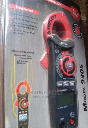 Original Triplet Digtal Clamp Multimeter. | Measuring & Layout Tools for sale in Lagos State, Lagos Island (Eko)