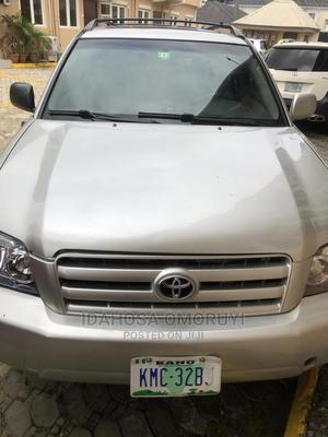 Toyota Highlander 2006 Silver | Cars for sale in Lagos State, Ajah
