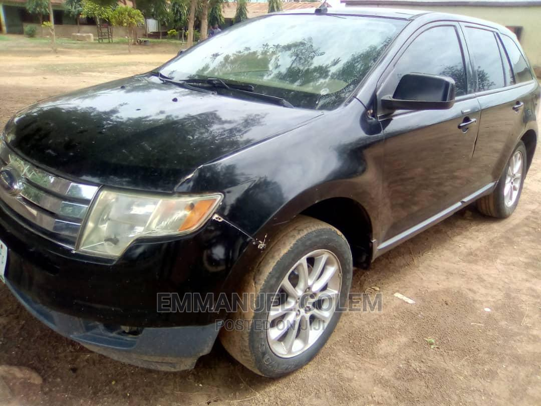 Archive: Ford Edge 2007 SE 4dr FWD (3.5L 6cyl 6A) Black