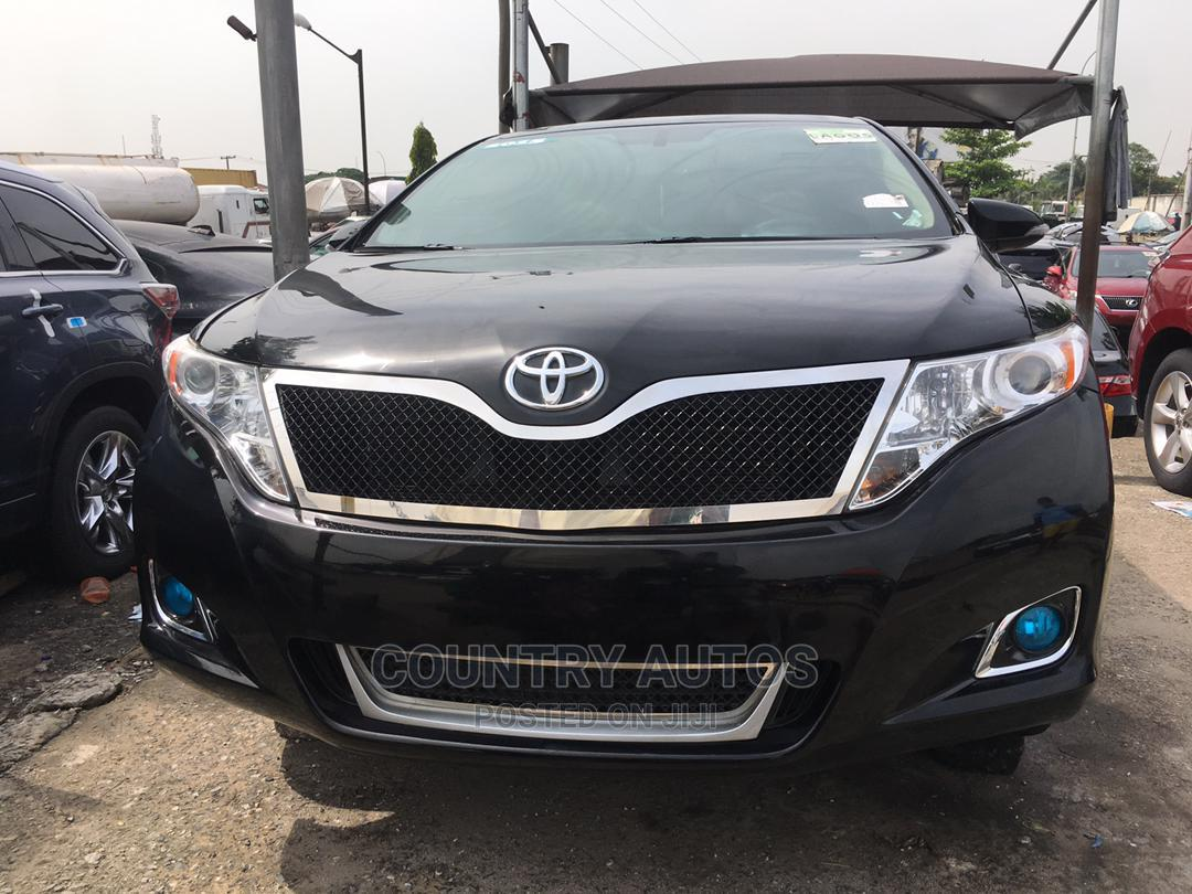 Toyota Venza 2015 Black