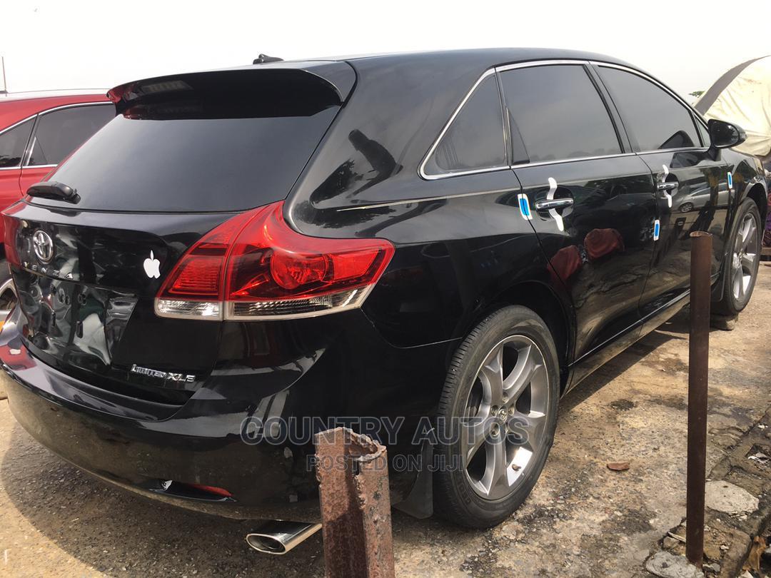 Toyota Venza 2015 Black   Cars for sale in Apapa, Lagos State, Nigeria