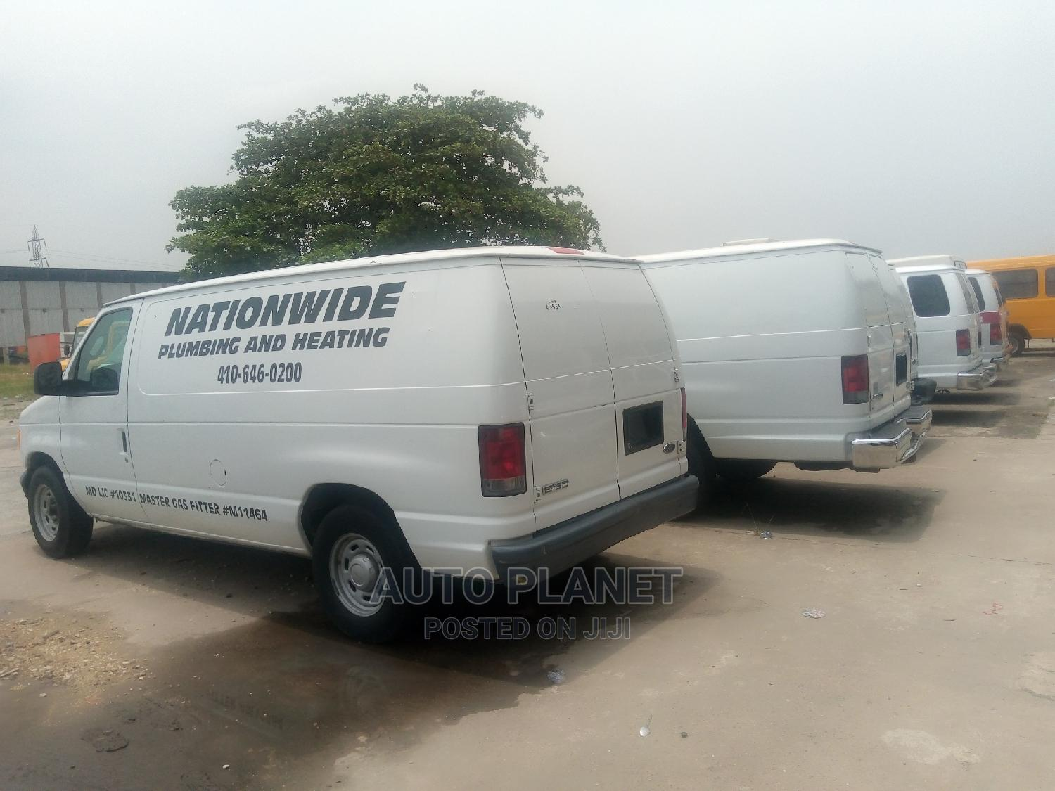 Ford E150 Bus | Buses & Microbuses for sale in Apapa, Lagos State, Nigeria