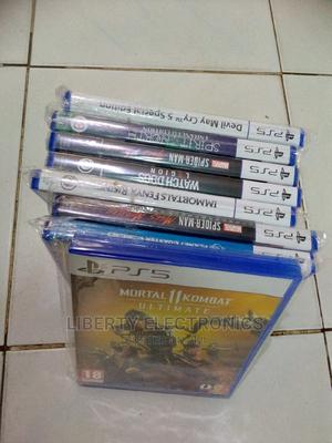Mortal Kombat 11ultimate for Ps5   Video Games for sale in Abuja (FCT) State, Kubwa