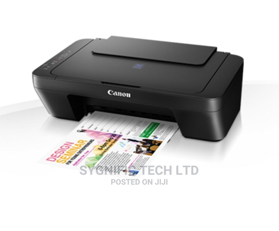 Canon Pixma E414   Printers & Scanners for sale in Ikeja, Lagos State, Nigeria