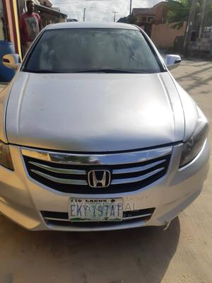 Honda Accord 2008 Silver   Cars for sale in Lagos State, Ajah