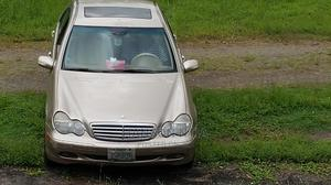 Mercedes-Benz C240 2004 Gold | Cars for sale in Rivers State, Obio-Akpor