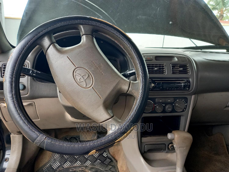 Toyota Corolla 2001 Black | Cars for sale in Ibadan, Oyo State, Nigeria