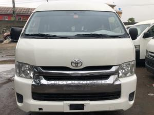 Toyota Hiace 2016 White | Buses & Microbuses for sale in Lagos State, Isolo