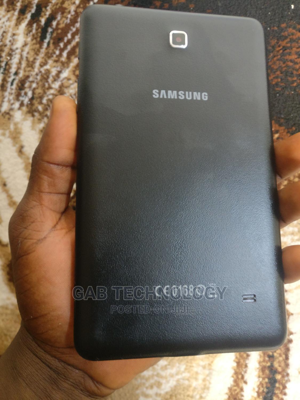 Samsung Galaxy Tab 4 7.0 8 GB Black   Tablets for sale in Ikeja, Lagos State, Nigeria