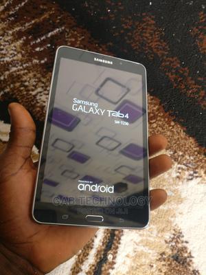 Samsung Galaxy Tab 4 7.0 8 GB Black | Tablets for sale in Lagos State, Ikeja