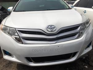 Toyota Venza 2012 V6 AWD White   Cars for sale in Lagos State, Apapa