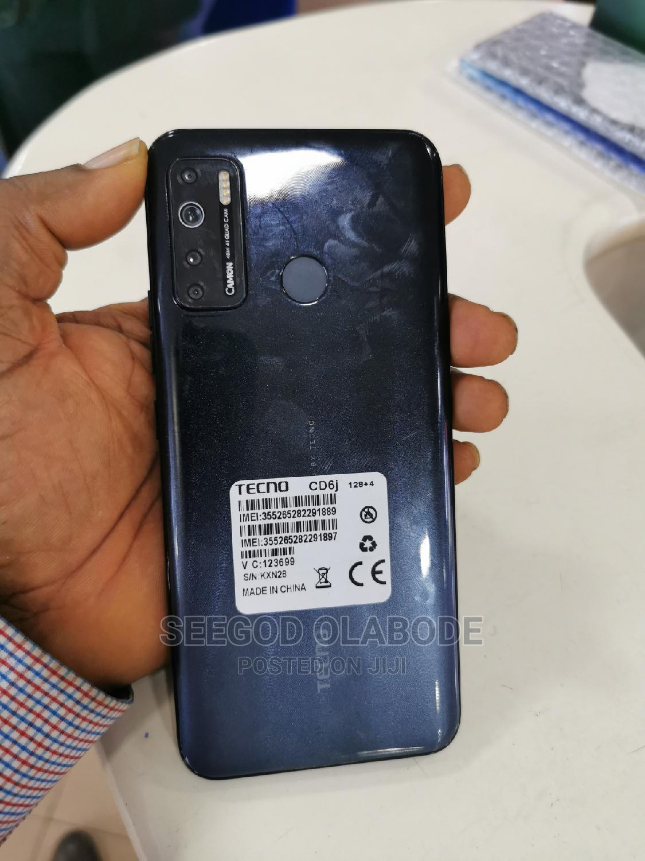 Tecno Camon 16S 128 GB Gray   Mobile Phones for sale in Ikeja, Lagos State, Nigeria