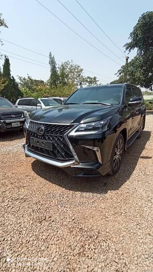 Lexus LX 2019 Black | Cars for sale in Abuja (FCT) State, Gwarinpa