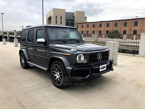 Mercedes-Benz G-Class 2019 G 63 AMG 4MATIC Gray   Cars for sale in Abuja (FCT) State, Wuse 2