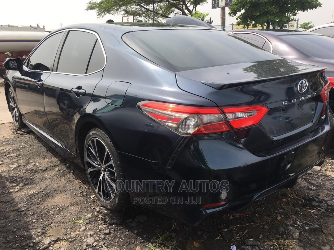 Toyota Corolla 2018 SE (1.8L 4cyl 2A) Gray | Cars for sale in Apapa, Lagos State, Nigeria