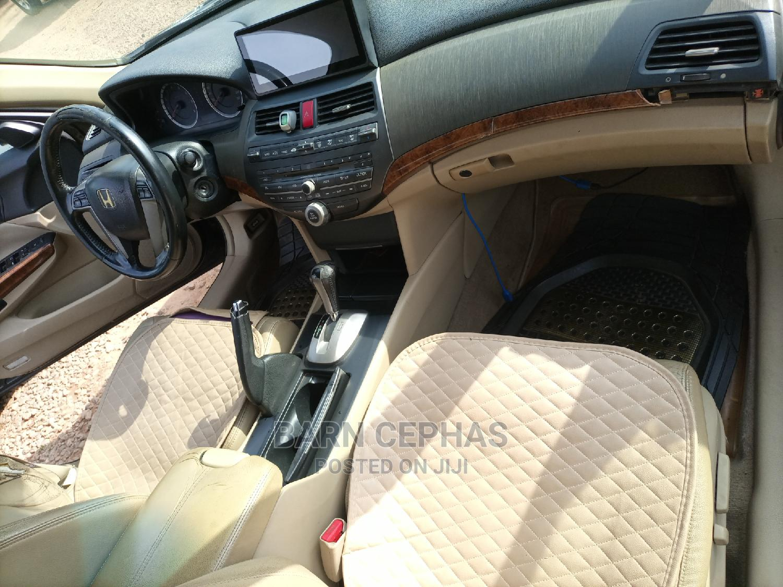 Archive: Honda Accord 2010 Sedan EX Automatic Black