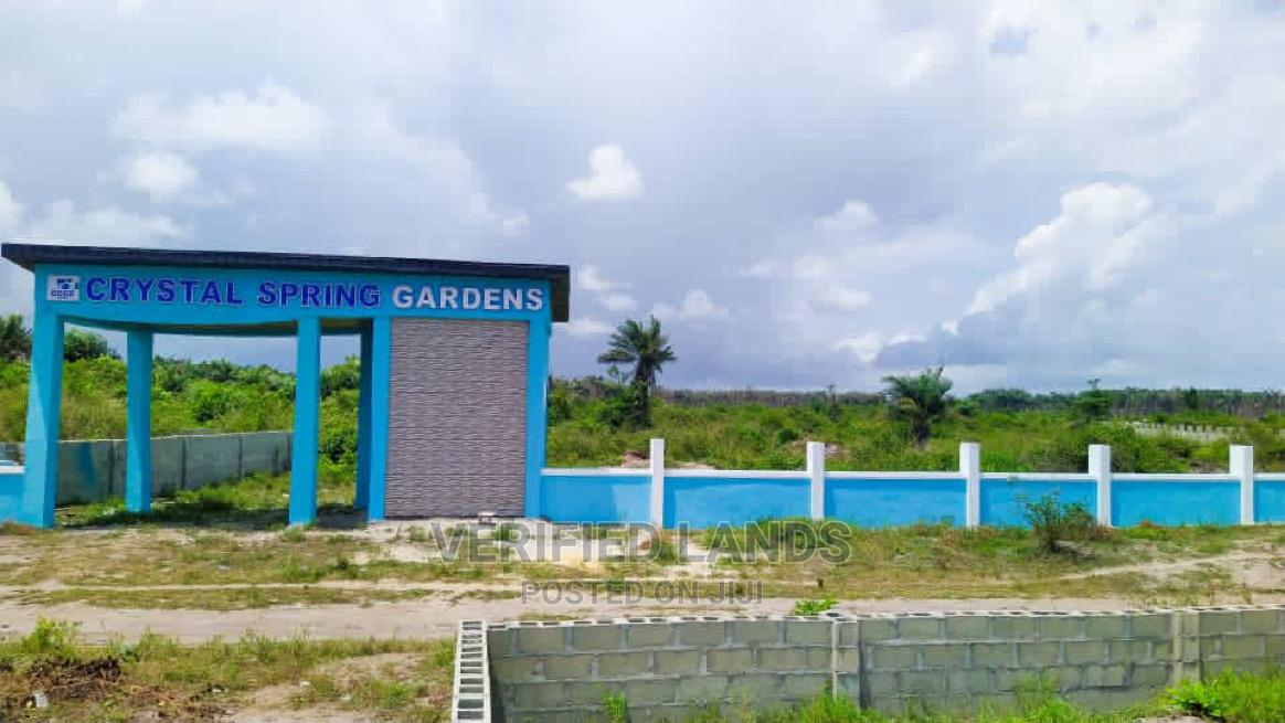 Archive: Fenced Dry Land Inside an Estate Trusted by Over 47 Investor