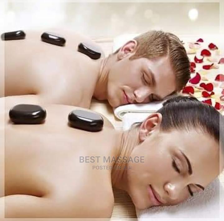 Archive: Female Massage Therapist