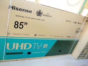 85 Inches UHD Hisense Smart TV 4k | TV & DVD Equipment for sale in Lagos State, Ojo