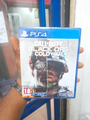 Ps4 Call of Duty Cold War   Video Games for sale in Lagos State, Ikeja