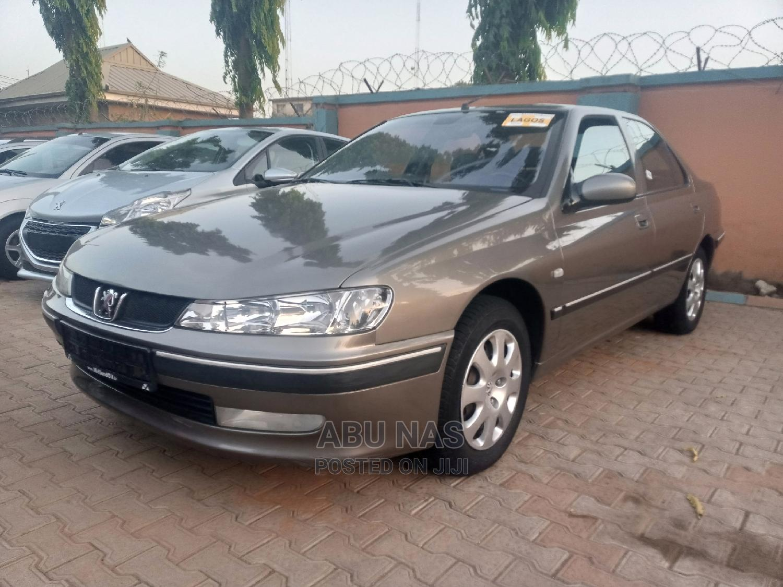 Peugeot 406 2004 Gold   Cars for sale in Kaduna / Kaduna State, Kaduna State, Nigeria
