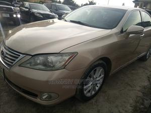 Lexus ES 2011 350 Gold | Cars for sale in Rivers State, Port-Harcourt