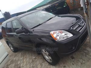 Honda CR-V 2006 LX Automatic Black | Cars for sale in Lagos State, Amuwo-Odofin