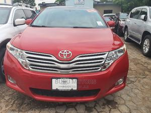 Toyota Venza 2012 V6 AWD Red | Cars for sale in Lagos State, Ikeja