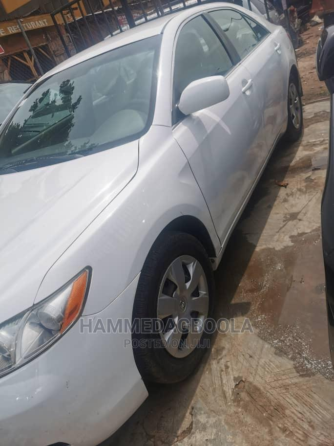 Toyota Camry 2008 White | Cars for sale in Ikeja, Lagos State, Nigeria