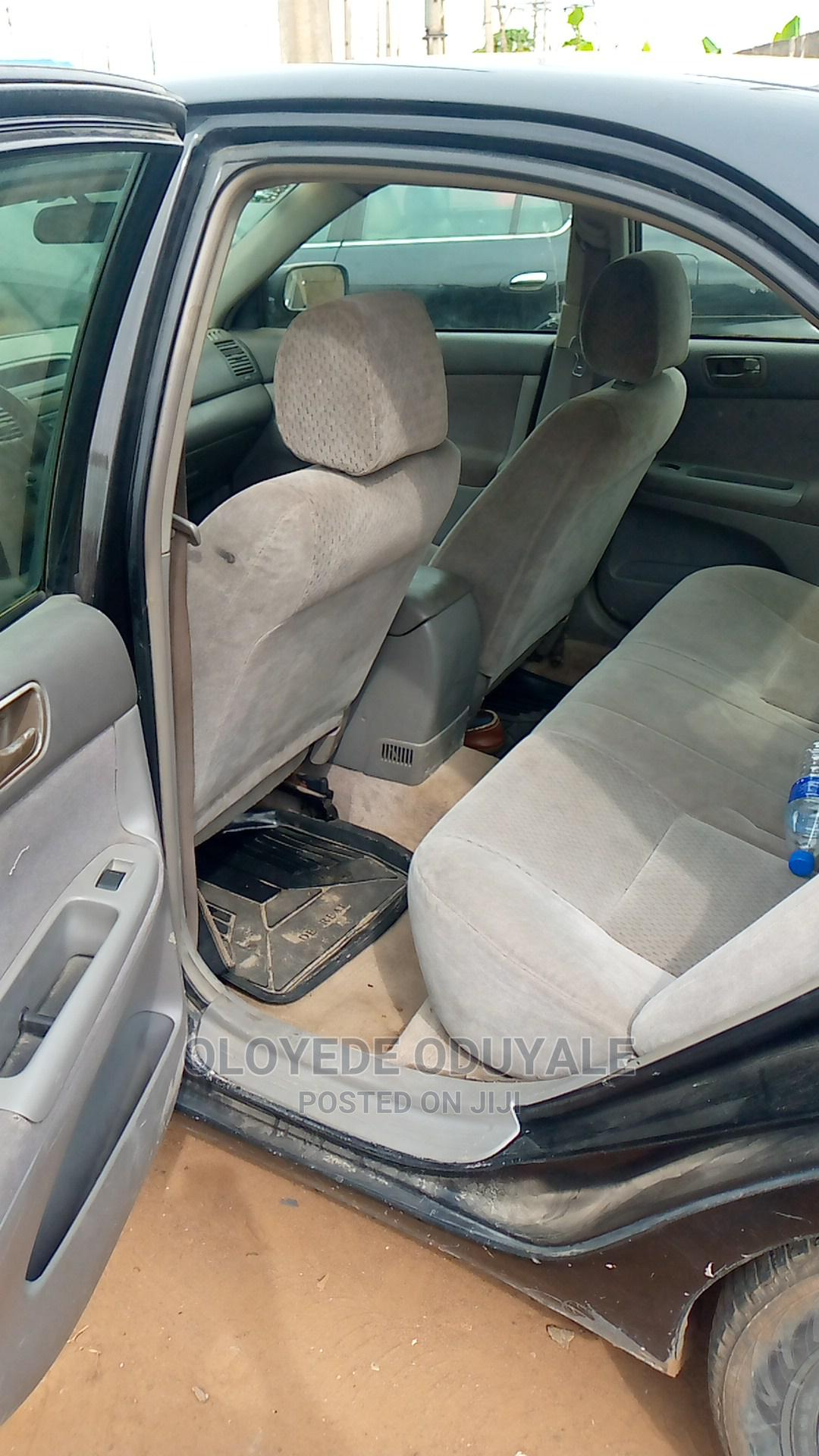 Toyota Camry 2003 Black | Cars for sale in Alimosho, Lagos State, Nigeria