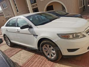 Ford Taurus 2010 Limited White   Cars for sale in Lagos State, Ajah