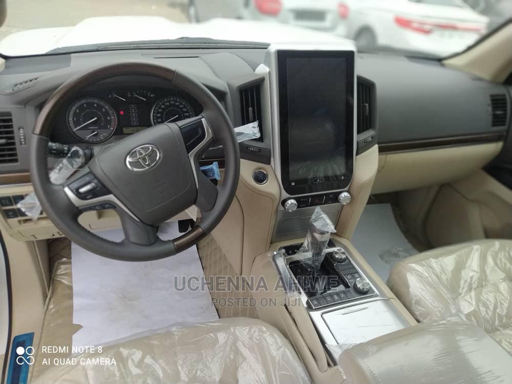New Toyota Land Cruiser 2020 4.0 V6 GXR White   Cars for sale in Amuwo-Odofin, Lagos State, Nigeria