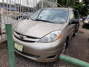Toyota Sienna 2007 LE 4WD Gold | Cars for sale in Lagos State, Surulere