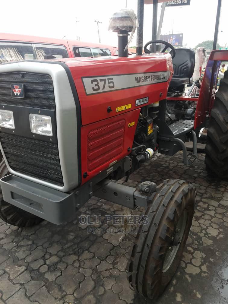 Brand New Massey Ferguson MF 375 - 75hp | Heavy Equipment for sale in Surulere, Lagos State, Nigeria