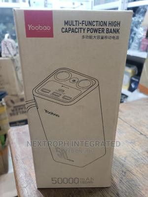 Multipurpose Power Bank for Laptops and Phones 50000mah | Computer Accessories  for sale in Lagos State, Ikeja