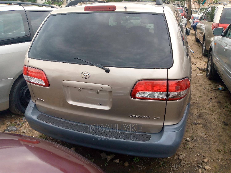 Toyota Sienna 2003 CE Gold | Cars for sale in Amuwo-Odofin, Lagos State, Nigeria