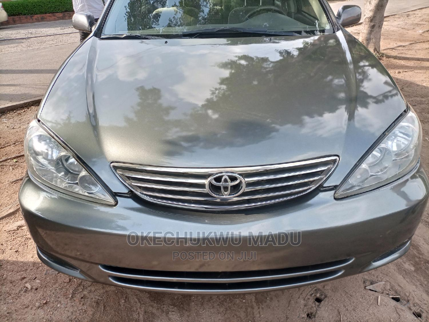 Toyota Camry 2004 Gray | Cars for sale in Garki 2, Abuja (FCT) State, Nigeria