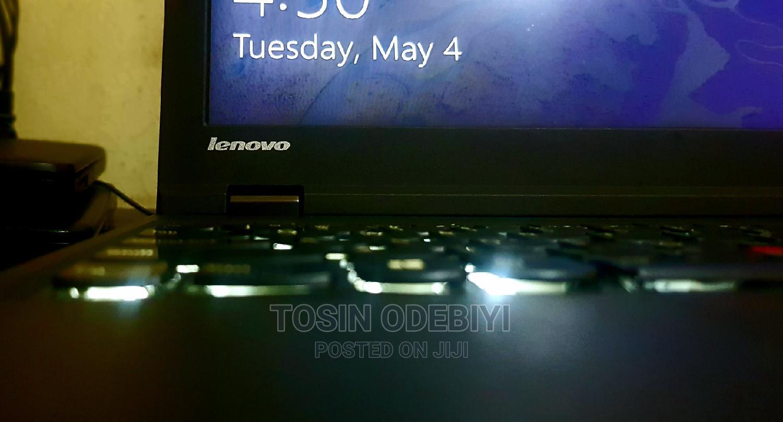Laptop Lenovo ThinkPad T540p 8GB Intel Core I5 HDD 500GB | Laptops & Computers for sale in Ibadan, Oyo State, Nigeria