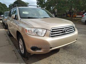 Toyota Highlander 2010 SE Gold   Cars for sale in Lagos State, Amuwo-Odofin