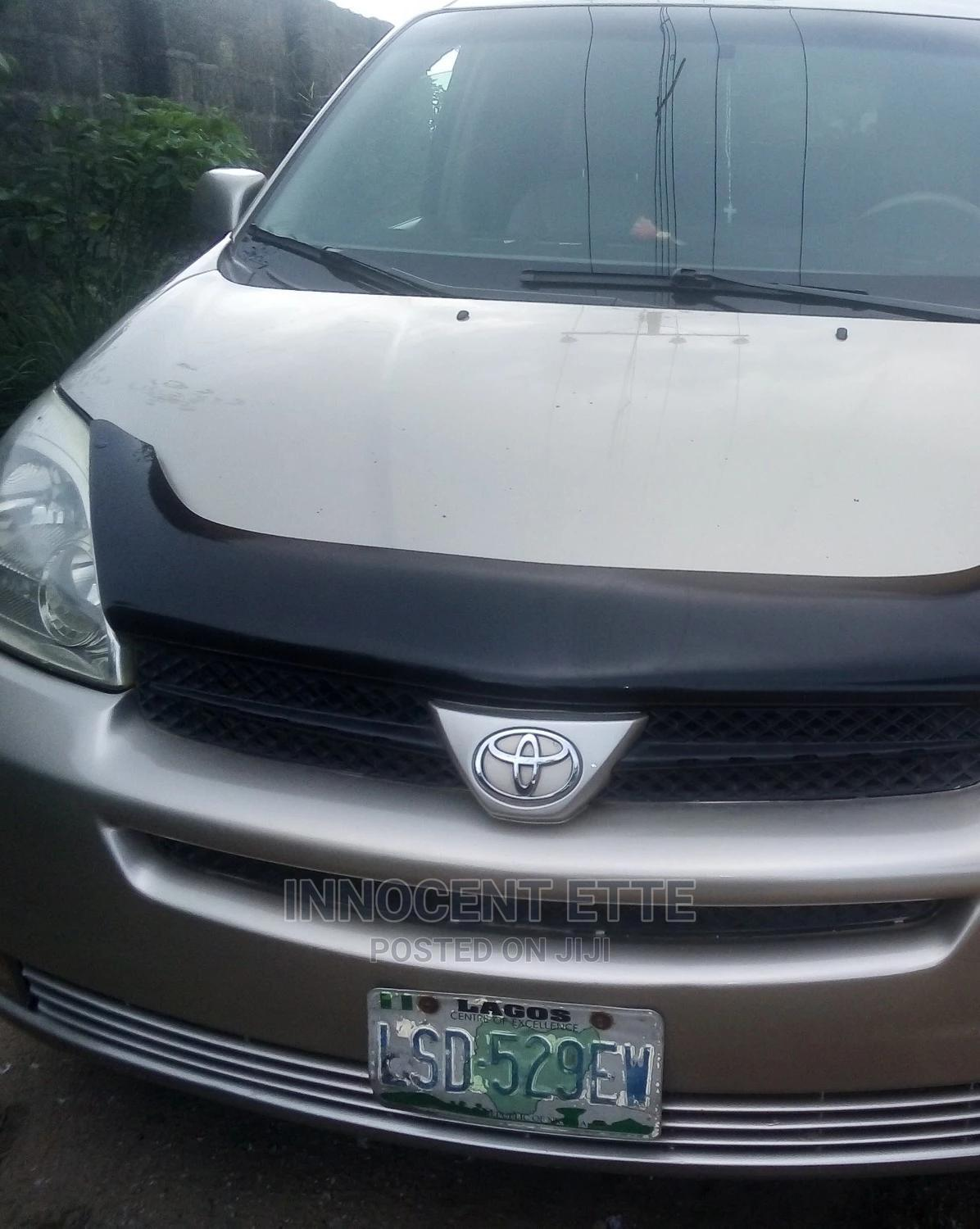 Toyota Sienna 2005 XLE Gold | Cars for sale in Uyo, Akwa Ibom State, Nigeria