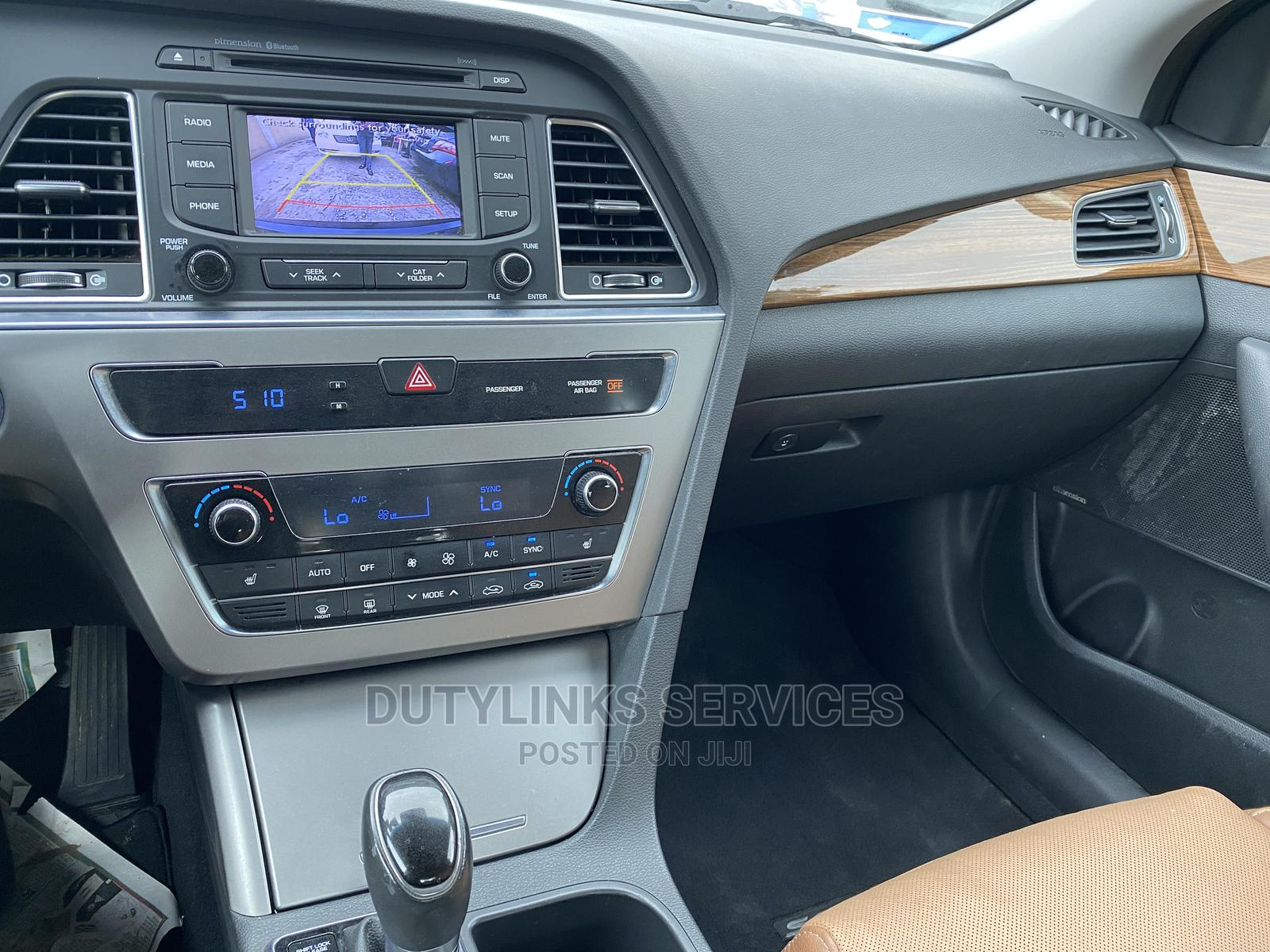 Hyundai Sonata 2015 Black   Cars for sale in Ojodu, Lagos State, Nigeria