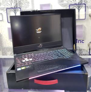 Laptop Asus ROG Strix SCAR II 16GB Intel Core i7 SSD 512GB   Laptops & Computers for sale in Lagos State, Lekki