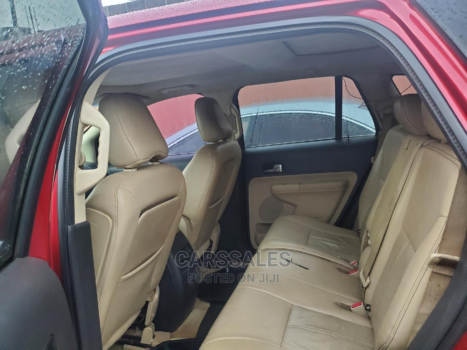 Ford Edge 2011 Red | Cars for sale in Ikeja, Lagos State, Nigeria