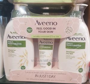 Aveeno Daily Moisturising Lotion Twin Pack   Skin Care for sale in Lagos State, Apapa