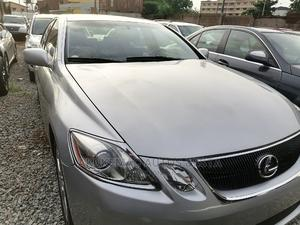 Lexus GS 2008 300 Silver | Cars for sale in Lagos State, Ikeja