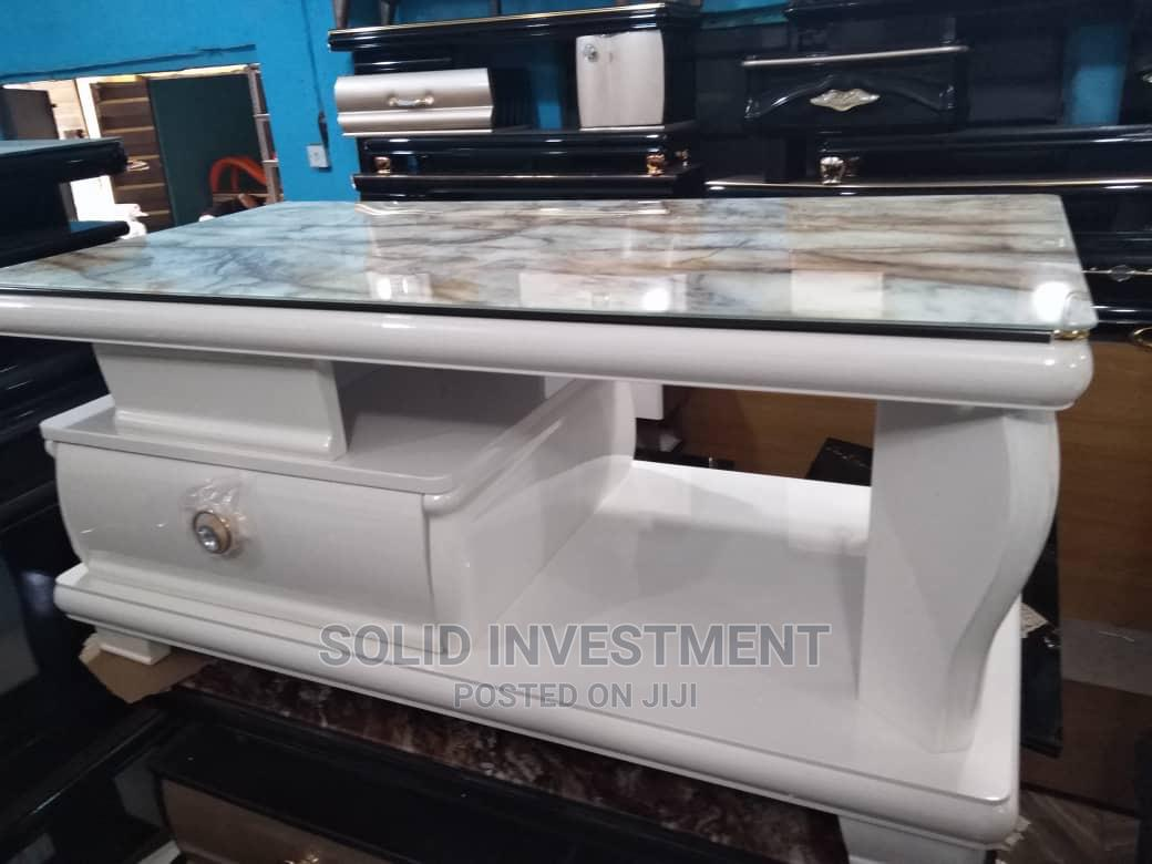 High Quality Executive Center Table With One Drawer