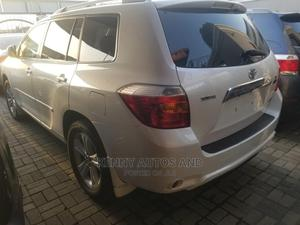 Toyota Highlander 2008 Limited 4x4 White | Cars for sale in Lagos State, Surulere