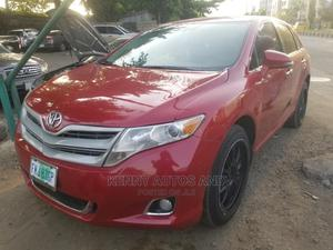 Toyota Venza 2013 Red   Cars for sale in Lagos State, Surulere