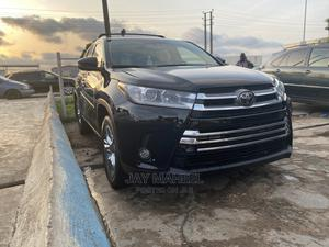 Toyota Highlander 2018 Black   Cars for sale in Lagos State, Ikeja