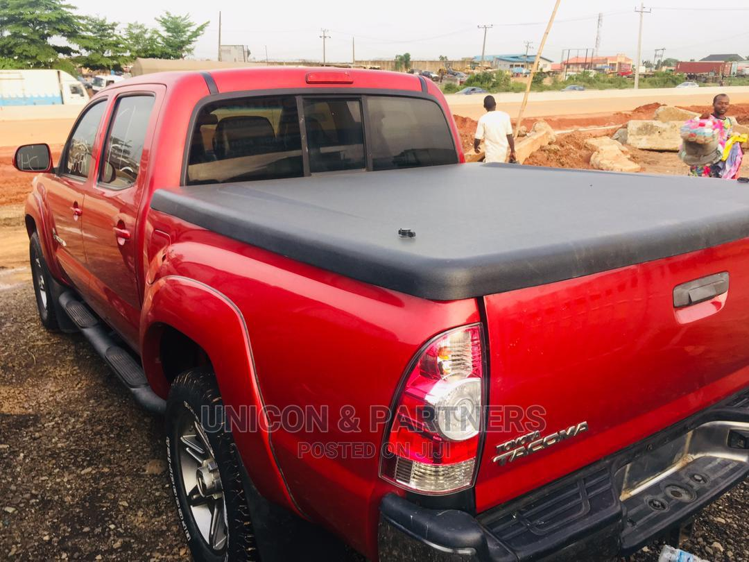 Toyota Tacoma 2013 Red | Cars for sale in Ojodu, Lagos State, Nigeria